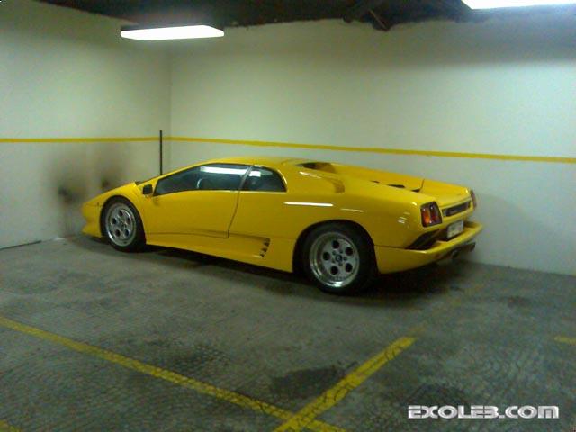 Lamborghini Diablo Modified