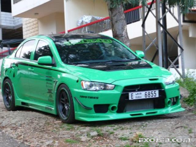 modified evo