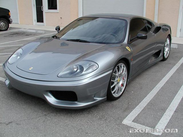 Ferrari Modena Cs 34671 Gk